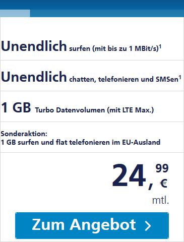 Handy Tarifvergleich Datenrevolution Handytarif-Deal