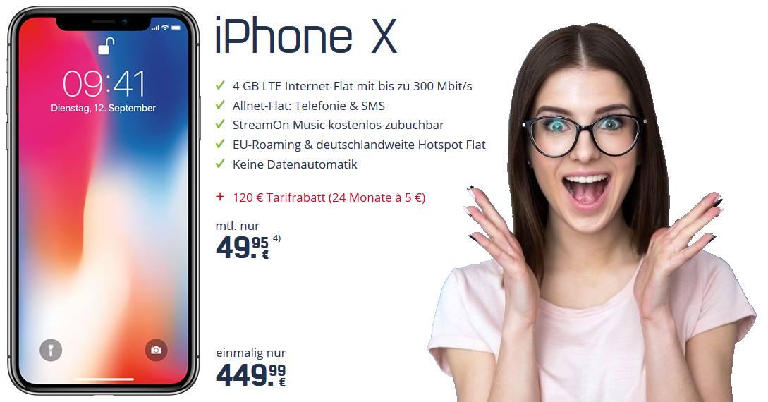 Handy deals iphone